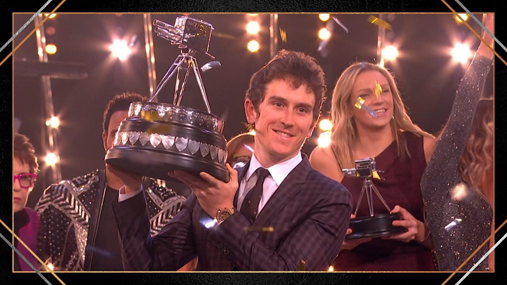 2018 hasnt been too bad for Geraint Thomas Won: Tour de France Won: BBC Cymru Wales Sports Personality of the Year 2018 And last night he he was voted BBC Sports Personality of the Year 2018 bbc.in/2EqX1g3