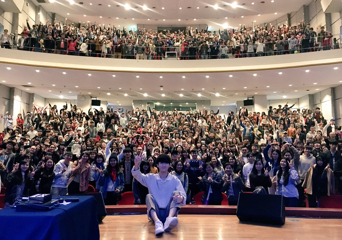 Thanks a lot Taipei for the great time. Goodbye Taiwan for now, take care till next time🙏🏻 대만 투어 잘 마쳤습니다.  이번주 주말 서울/부산에서 만나요. #sunghajung #taipei #concert https://t.co/kymYjRr8R7