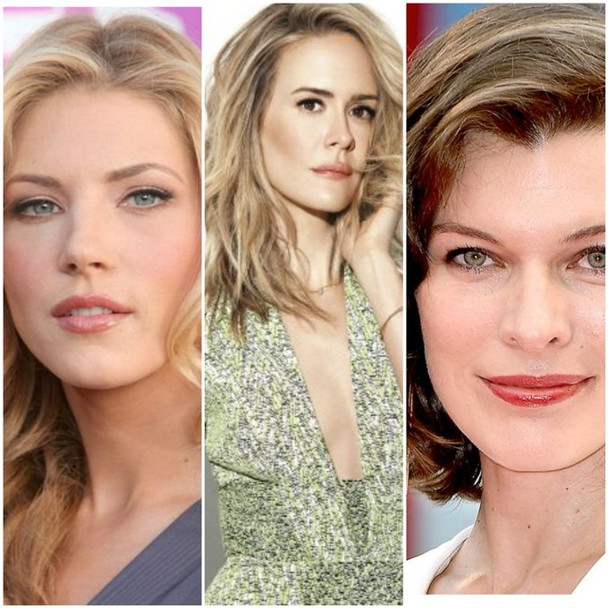 Happy birthday to, Katheryn Winnick, Sarah Paulson and Milla Jovovich!