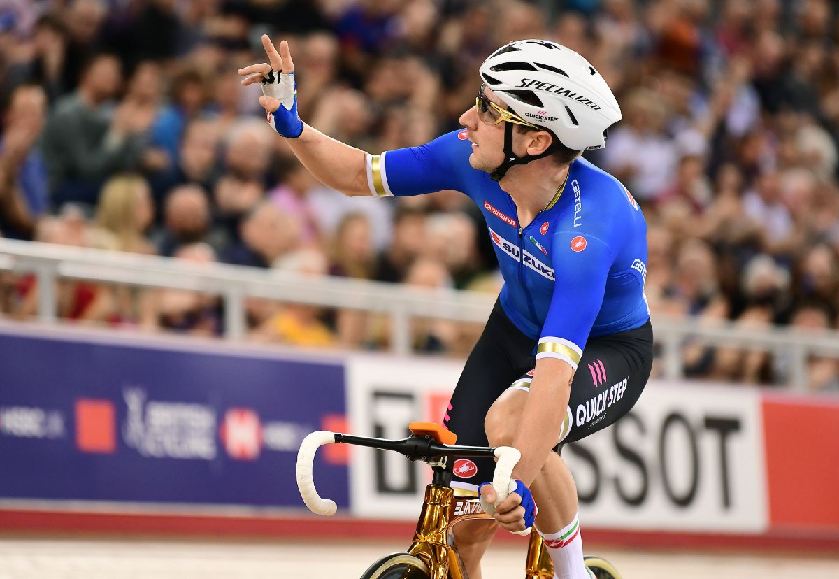 Check out our selection of photos 📷 from across the three days of action in Round 4 of the 2018/19 @Tissot UCI Track World Cup 🏆 @TrackWorldCup   🔗 https://buff.ly/2UScQ4S #TissotUCITrackWC