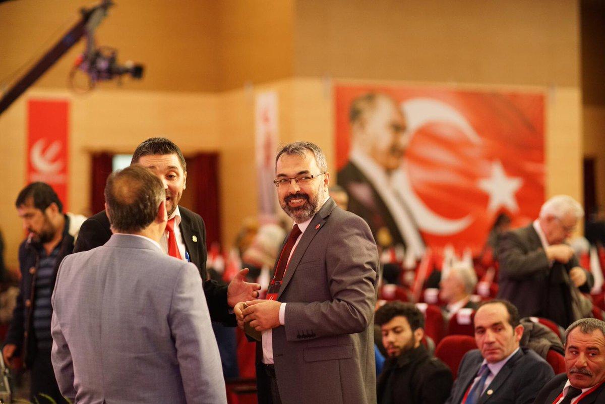 Yeniden Refah Partisi Tanıtım Toplantısı...