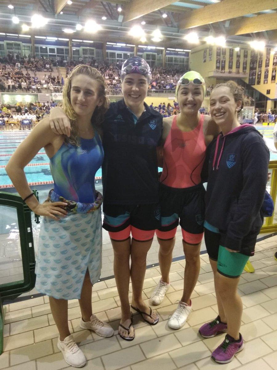 El #relleu junior #femení dels 4x200m lliures han quedat en 11a posició amb 9.21.35, format per Anna Astasio, Julia Heredia, Marta Ros i Anna Giménez.