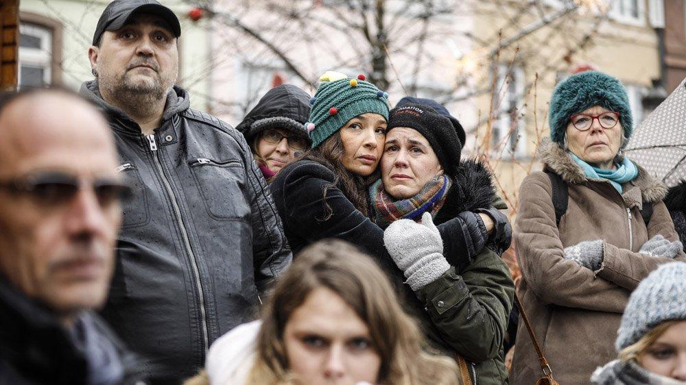 Fifth victim dies after Strasbourg Christmas market attack https://t.co/iGuxIGEkwg