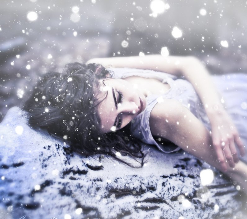 Как толкует сонник лед для девушки