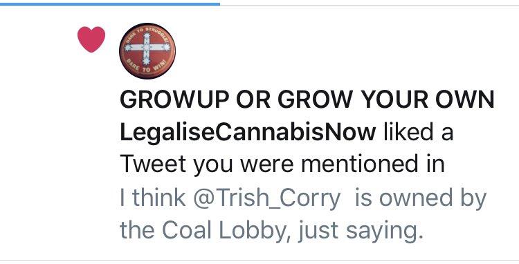 Trish Corry on Twitter: