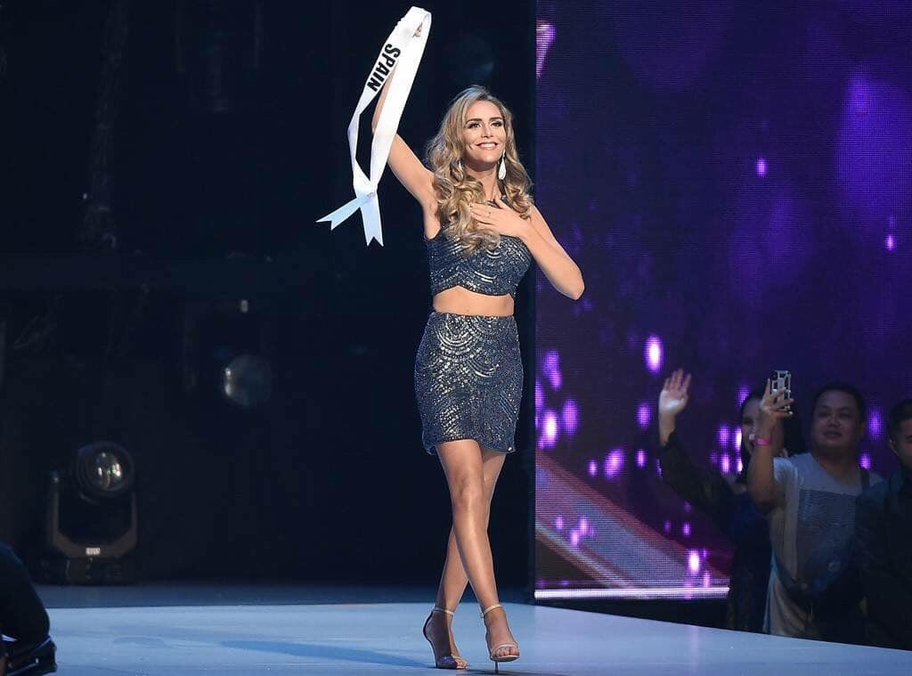 When she removed her sash, it's like she told the world that this isn't her fight as Ms. Spain anymore, it's her fight for trans visibility. You can stay annoyed, transphobic ignorants, bigots, and haters, Angela Ponce won our hearts and she didn't need to wear any crown for that