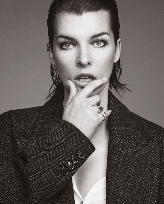 Happy Birthday Milla Jovovich!