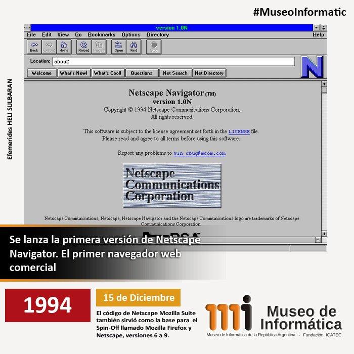 Museo de Informática على تويتر: