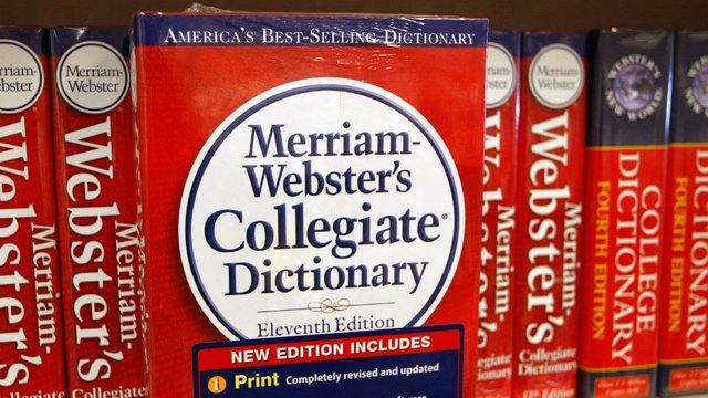 Merriam-Webster reveals its 2018 Word of the Year https://t.co/2qnzqIDegx