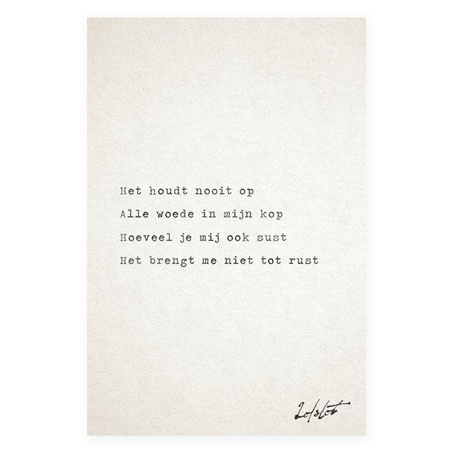 Gedicht rijmen een moet 6 tips
