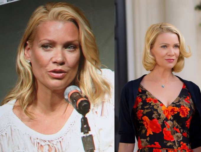 Happy 49th Birthday to Laurie Holden! The actress who played Adele in Dumb and Dumber To.