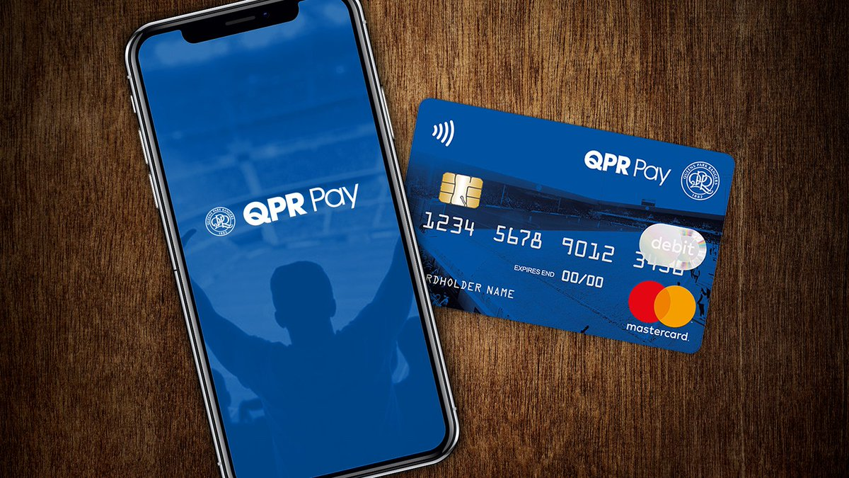 💳 Real time payment 🏟️ Stadium access 🤝 Loyalty #QPR are delighted to announce the launch of #QPRPay – a new multi-use payment card available from 2019/20. ▶️ qprng.rs/QPRPay