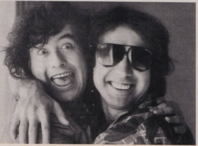 Happy birthday Paul Rodgers! And please feel FREE to reunite with Jimmy Page!