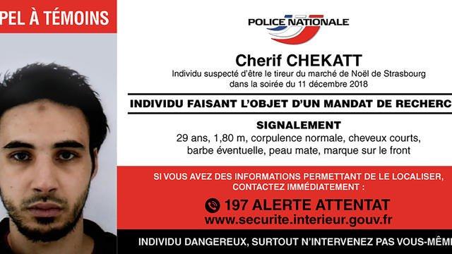 Attentat de Strasbourg : un proche de Chérif Chekatt va être présenté à un juge d'instruction https://t.co/FNhxbxT7Vx