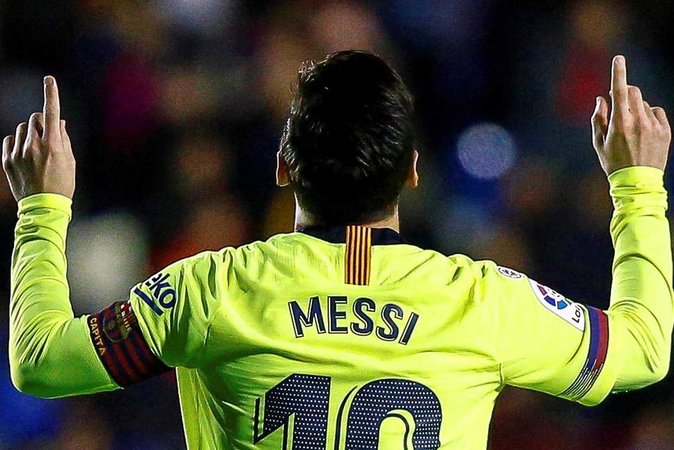 Ben Hayward's photo on Lionel Messi