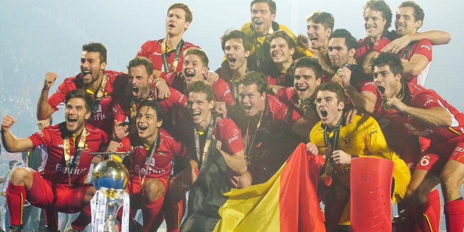 Gala du Sport 2018: Après leur titre mondial, les Red Lions sont encore en lice pour être l'Equipe de l'année https://t.co/7ZrwfBfIOs