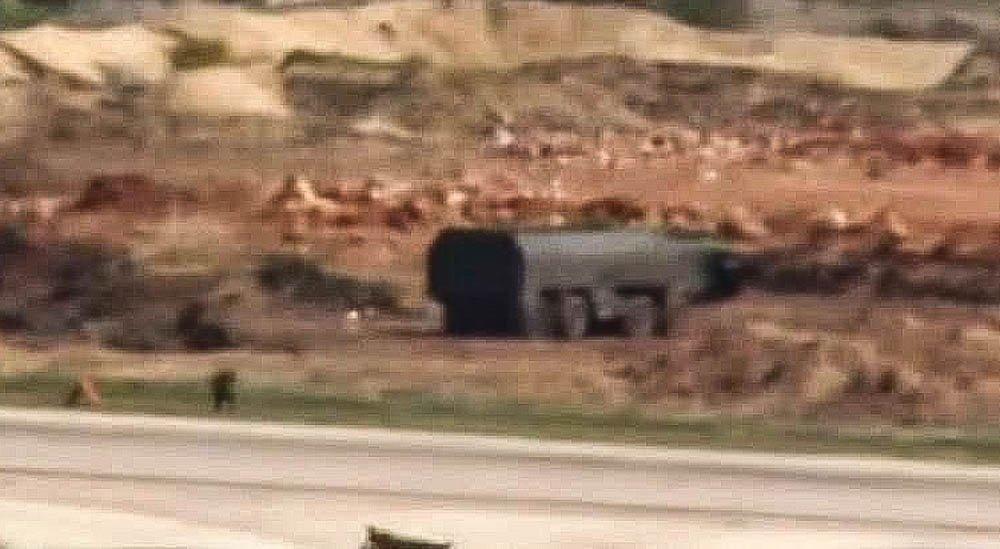روسيا تؤكد للمره الاولى رسميا استعمال منظومات Iskander-M الصاروخيه في سوريا  DunI66KXgAMp8ih