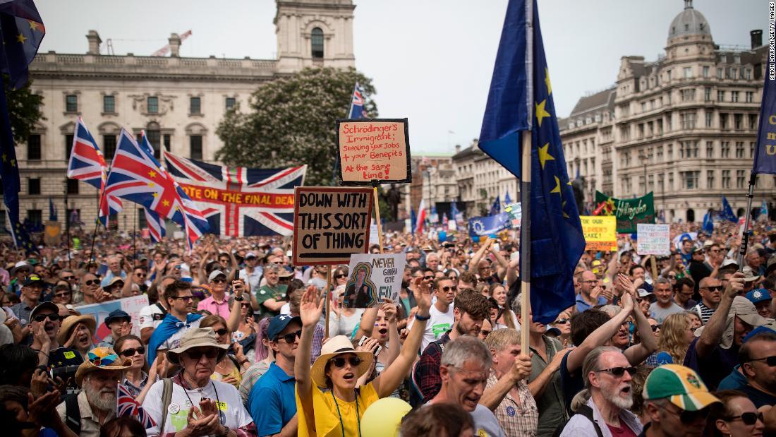 UK flirts with second referendum to escape eternal Brexit chaos https://t.co/eQ75RrPpIK