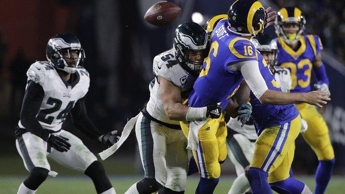 .@RamsNFL lose 30-23 against Philadelphia Eagles https://t.co/xehFgKSLAP