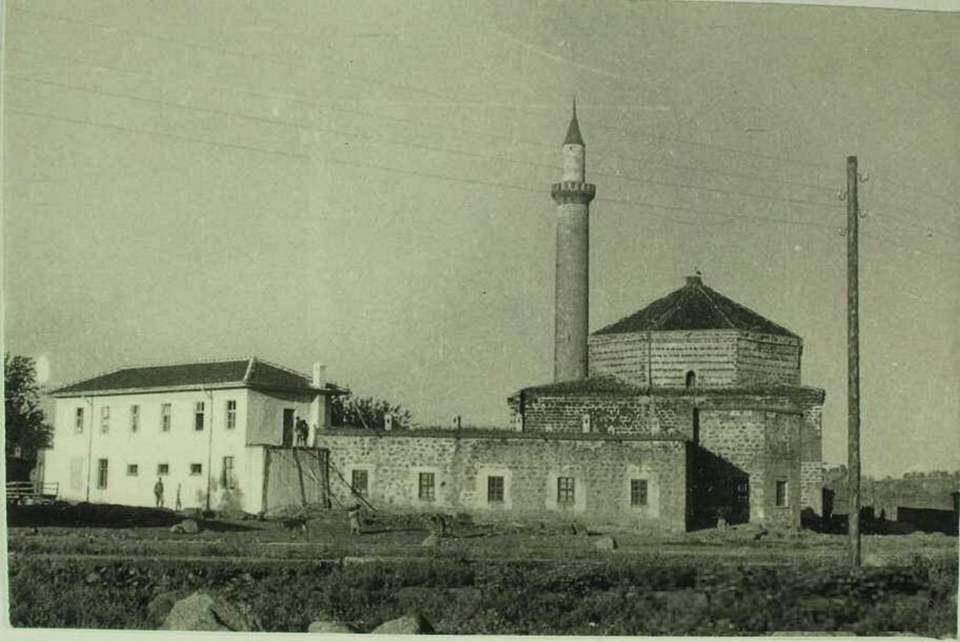 Ali Paşa Camii 1940 lı yıllar