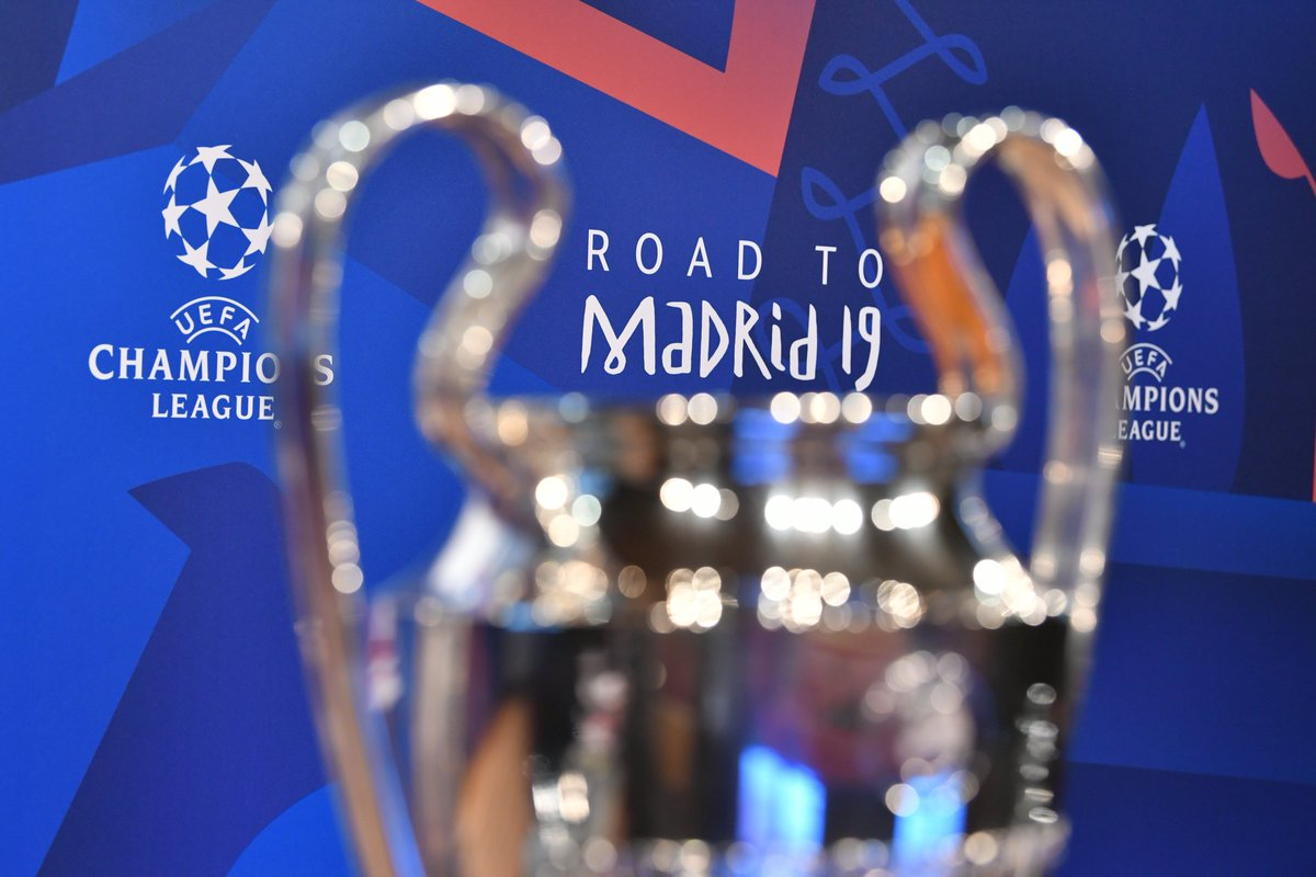 Champions League 2019, Octavos de Final | Encuesta