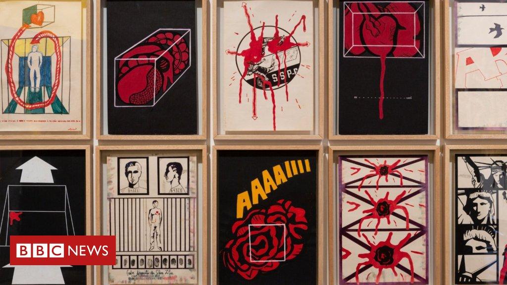 50 anos do AI-5: Artistas #censurados contam como a repressão influenciou suas obras https://t.co/UQ6vxvcutn