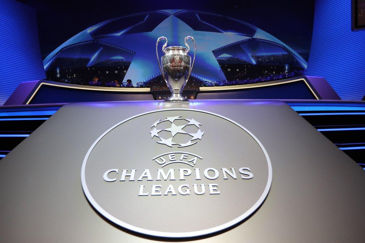 Champions League round of 16 draw: Tottenham Hotspur v Borussia Dortmund     https://t.co/YoGVY5FyTE #ucldraw