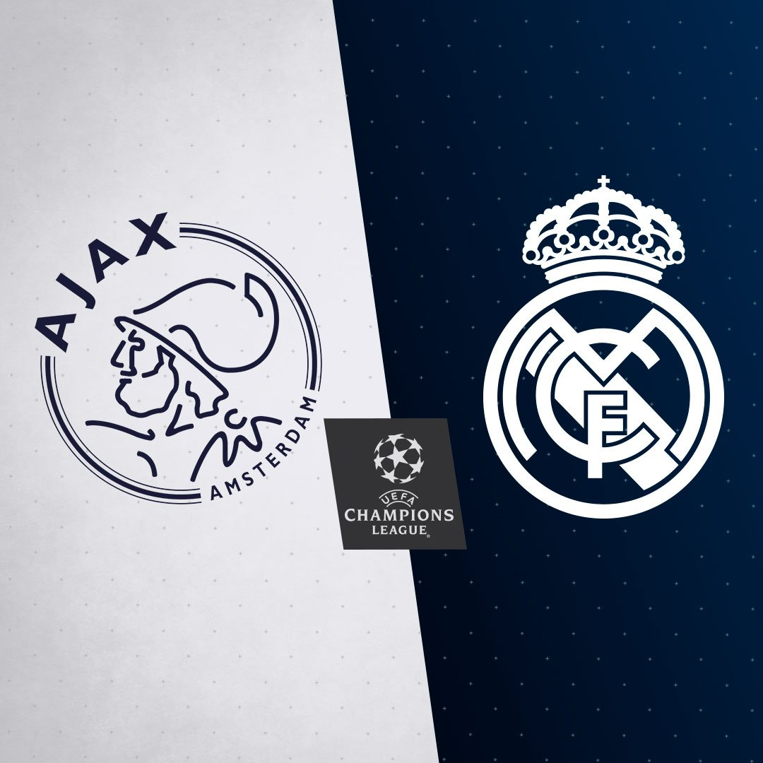 🔀🏆 We'll face @AFCAjax in the Champions League last-16! #RMUCL