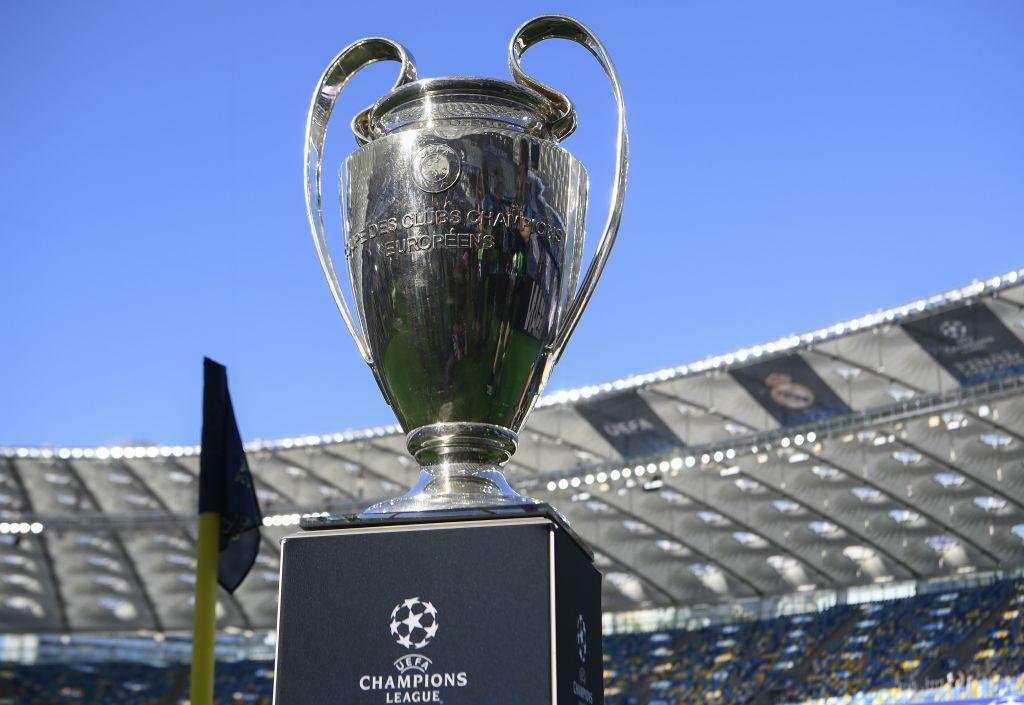 Liverpool v Bayern Munich 👉 https://t.co/22eR5fKHWf #UCLDraw #bbcfootball #LFC