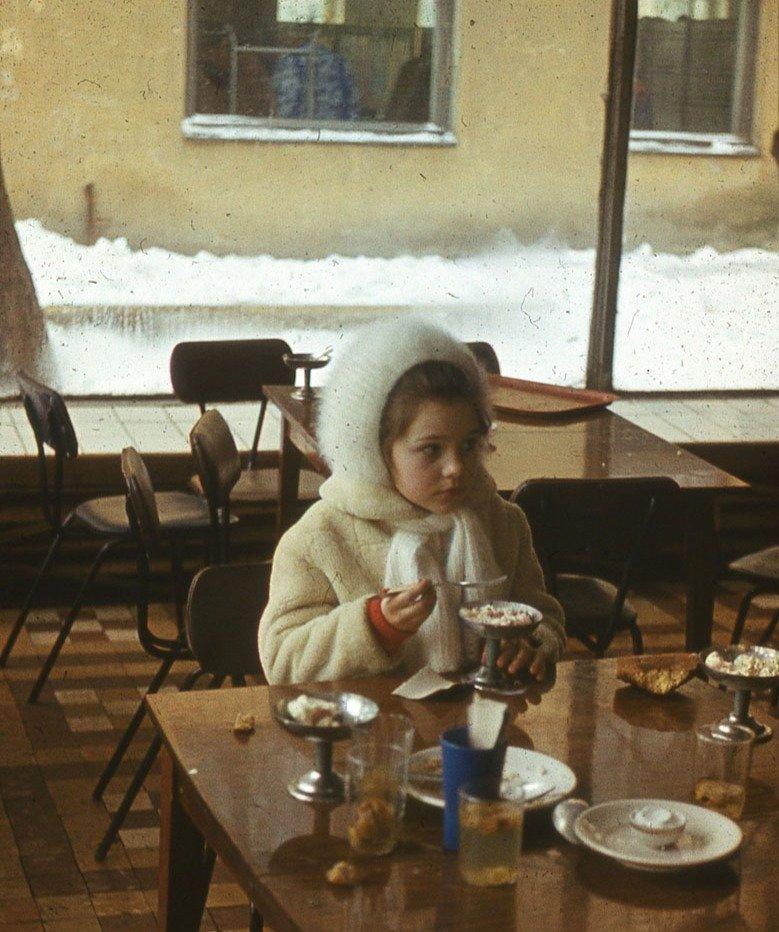 рабочий кафе мороженое в ссср фото что