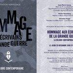 Image for the Tweet beginning: #reliure contemporaine : jusqu'au 9