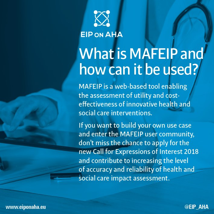 Eip On Active Healthy Ageing On Twitter Eip Aha Encourages Health And Care Organisations To Test The New Mafeip 2 0 Mafeip Can Now Provide A More Accurate Estimation Of The Utility And Before creating the instruction, it's necessary to know for what kind of students you're creating the instruction. twitter