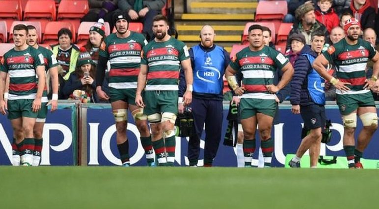 """test Twitter Media - """"We're probably at the lowest ebb that I can remember.""""  Leicester Tigers interim head coach Geordan Murphy says he has never known the club be at such a low point.  Read 👉 https://t.co/1WEF3It3wc https://t.co/zFOCMk2vYm"""