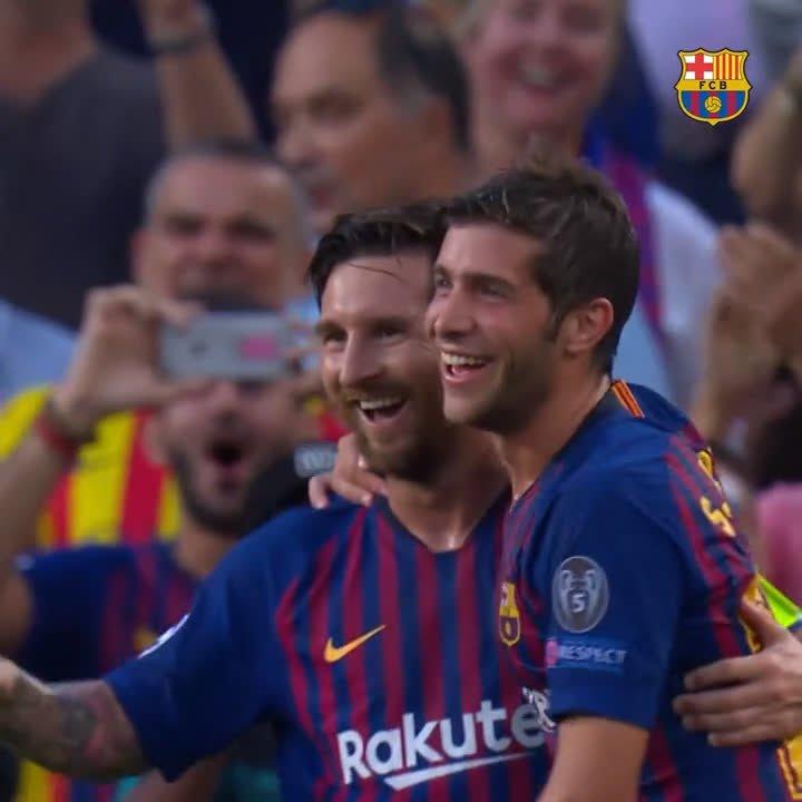 🔵🔴ما هو أجمل هدف سجله نجوم #برشلونة في الطريق إلى ثمن نهائي #دوري_الأبطال، حيث سنواجه أولمبيك ليون الفرنسي⚽️  🙌#RoadToMadrid #الطريق_إلى_مدريد