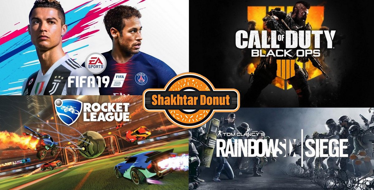 Shakhtar Donut eSports on Twitter