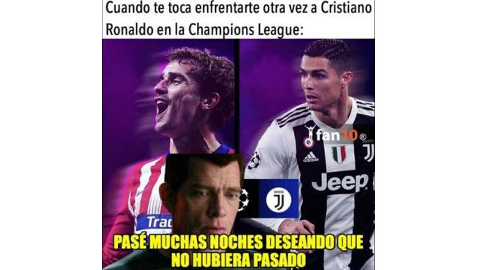 Cristiano y el reencuentro con el Atlético, protagonista en los memes del sorteo de Champions https://t.co/qMTwD9Vl98 #UCLdraw