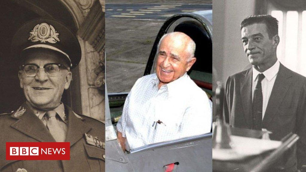 A história dos 6,5 mil militares perseguidos pela #ditadura https://t.co/TcbPxC1Cb5