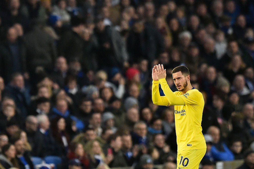 He's been involved in more Premier League goals this season (17 in 16 appearances) than he had in the whole of last season.  Eden Hazard leads our Premier League stats piece today   👉 https://t.co/0wBvsixM4c #CFC