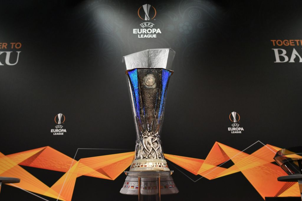 Right then!  Europa League draw time - Arsenal, Chelsea & Celtic are all involved.  Follow it live  👉   https://t.co/CiS7b4Z9Kq#UELDraw#bbcfootball