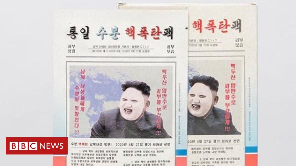 A #polêmica 'máscara de beleza' com rosto de Kim Jong-un lançada na Coreia do Sul https://t.co/WJkGvZDl5p