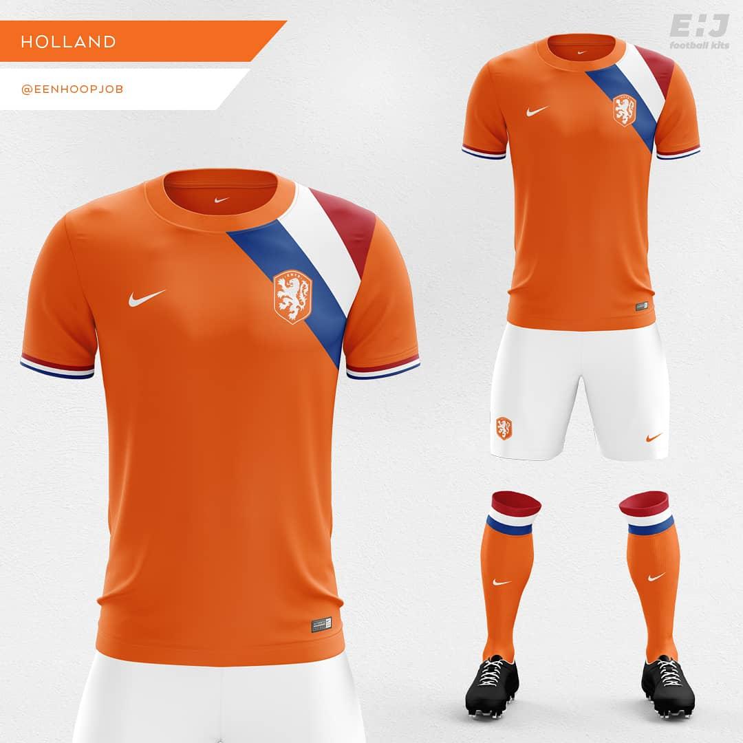 52742238b Job - Eenhoopjob Football Kit Designs on Twitter