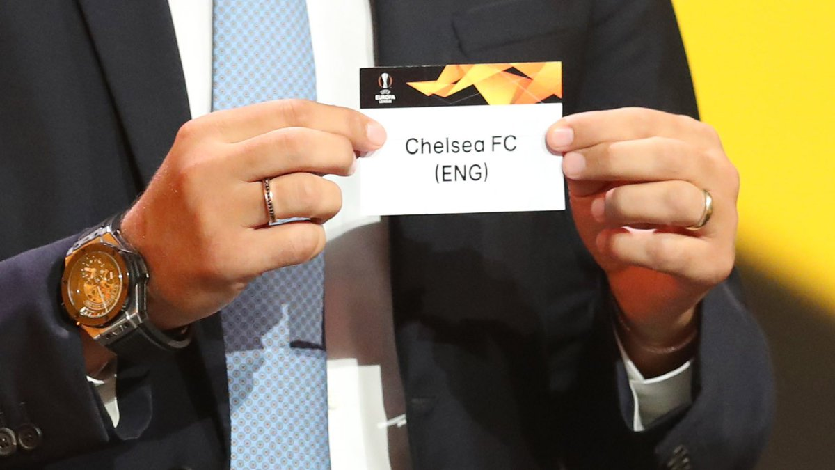 🏆 Europa League round of 32 draw  🇸🇪 Malmo v Chelsea 🏴  #EuropaLeagueDraw