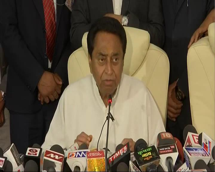 'Have to see how we can fulfill the aspirations and expectations of young people today ': Madhya Pradesh Chief Minister Kamal Nath   Watch LIVE now ohttps://t.co/hMlRpgrUU6n   Track updates herhttps://t.co/rIlbOGqZv0e #ResultsWithNDTV #AssemblyElections2018: