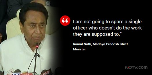 'Corruption today starts in our village level, we have to fix that, ' says Kamal Nath, Madhya Pradesh Chief Minister   Track updates herehttps://t.co/rIlbOGqZv0:  #ResultsWithNDTV #AssemblyElections2018