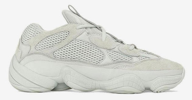"c71c94ac652 Win the adidas originals yeezy 500 ""salt"" in today s highsnobiety advent  calendar  - scoopnest.com"
