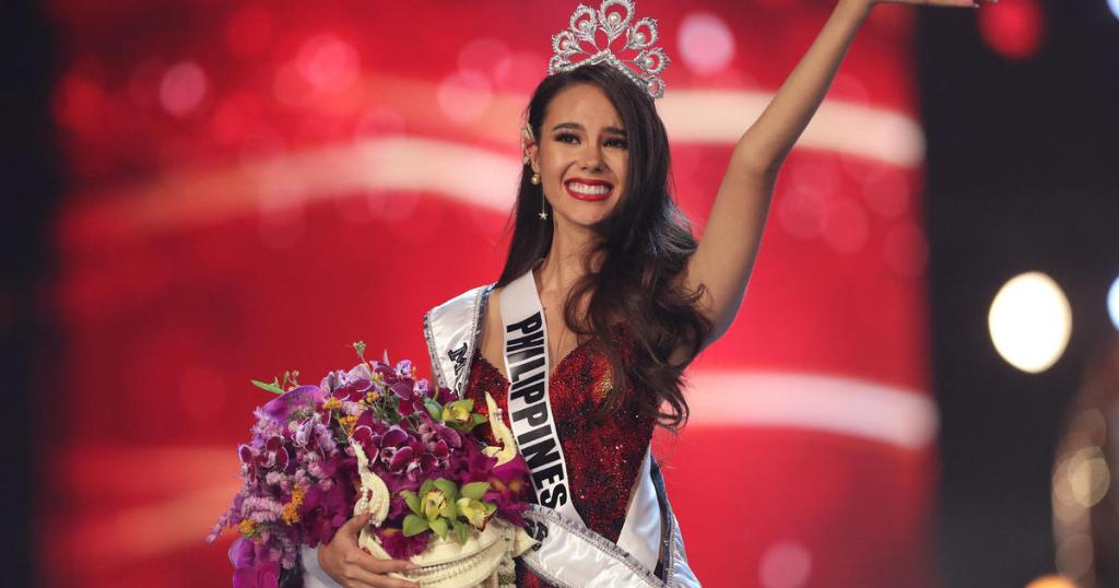 Catriona Gray of the Philippines wins Miss Universe crown https://t.co/jKAzGZZgdJ