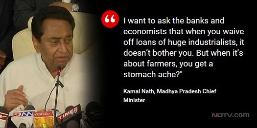 Kamal Nath, Madhya Pradesh Chief Minister, says  'Corruption today starts at the village level; we have to fix that '  Track updates herehttps://t.co/rIlbOGqZv0:  #ResultsWithNDTV #AssemblyElections2018