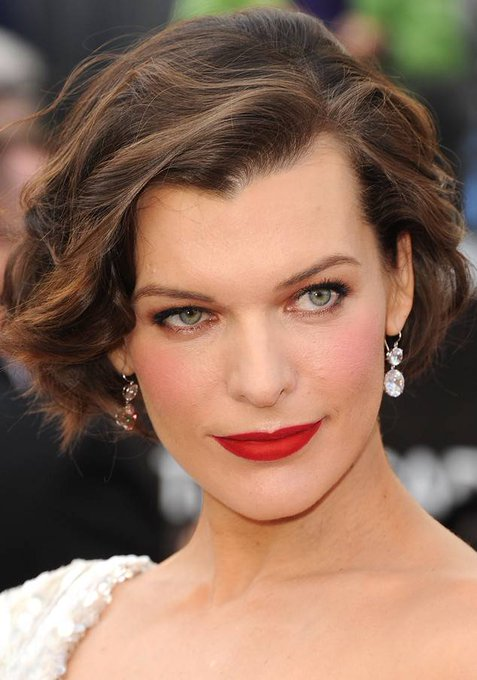Happy Birthday-Milla Jovovich