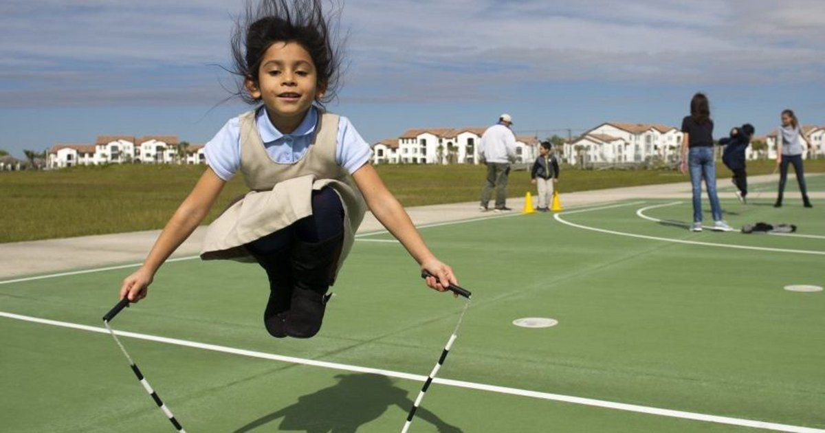 Physical Education Is Key To Longer >> Tcpalm On Twitter Physical Education Is Key To Longer Happier