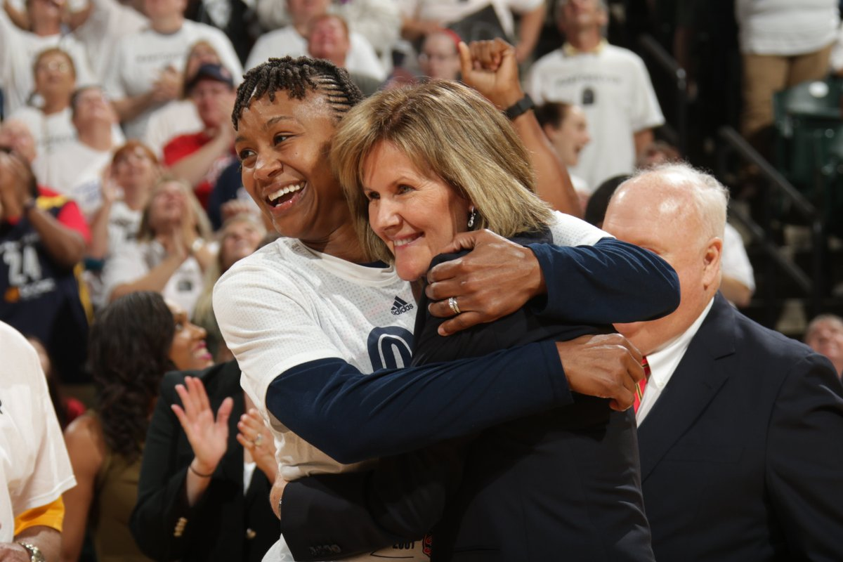 Indiana Pacers to hire longtime WNBA executive Kelly Krauskopf; she will be the first female assistant GM in NBA history, per @WojVerticalNBA